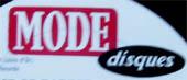 Logo des Labels MODE disques
