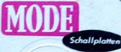 Logo des Labels MODE Schallplatten