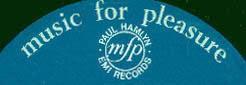 Logo des Labels Music for Pleasure