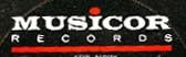 Logo des Labels Musicor Records