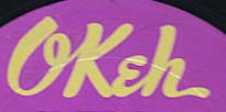 Logo des Labels Okeh