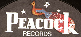 Logo des Labels Peacock Records