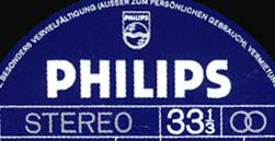 Logo des Labels Philips