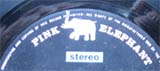 Logo des Labels Pink Elephant