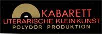 Logo des Labels Polydor Kabarett