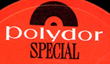 Logo des Labels Polydor Special