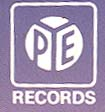 Logo des Labels Pye Records