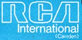 Logo des Labels RCA International (Camden)