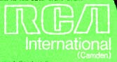 Logo des Labels RCA International