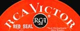 Logo des Labels RCA Victor Red Seal