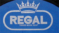 Logo des Labels REGAL