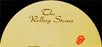 Logo des Labels Rolling Stones Records