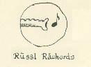Logo des Labels Rüssl Räckords