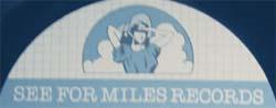 Logo des Labels See for Miles