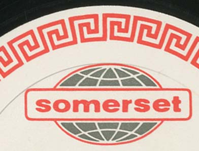Logo des Labels somerset