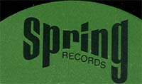Logo des Labels Spring Records