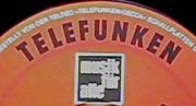 Logo des Labels Telefunken Musik für alle