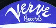 Logo des Labels Verve Records