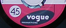 Logo des Labels Vogue Productions