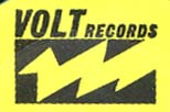 Logo des Labels Volt Records