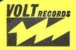 Logo des Labels Volt Records