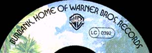Logo des Labels Warner Bros Records