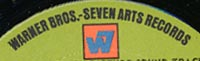 Logo des Labels Warner Brothers Seven Arts
