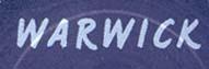 Logo des Labels Warwick