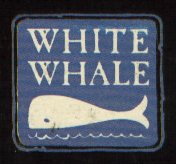 Logo des Labels White Whale