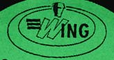Logo des Labels WING