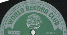 Logo des Labels Wiorld Record Club