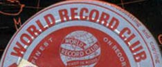 Logo des Labels World Record Club