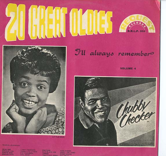 Albumcover I´ll Always Remember - 20 Great Oldies Vol. 4