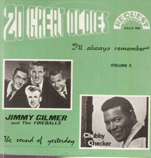 Albumcover I´ll Always Remember - 20 Great Oldies Vol. 5