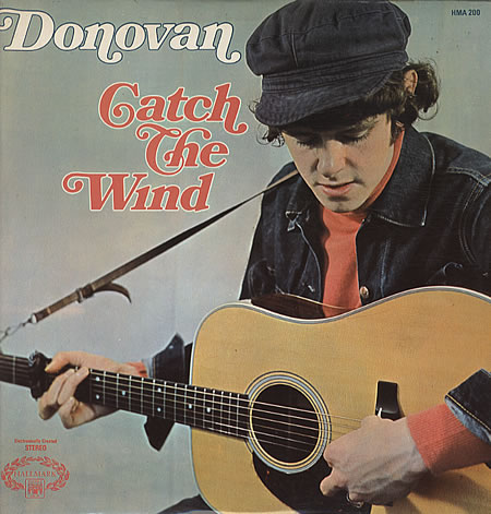 Albumcover Donovan - Catch The Wind