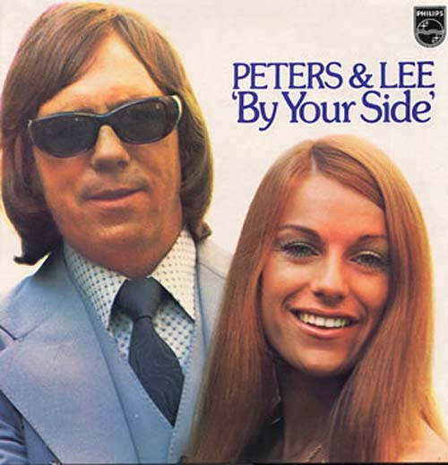 Albumcover Peters & Lee - By Your Side