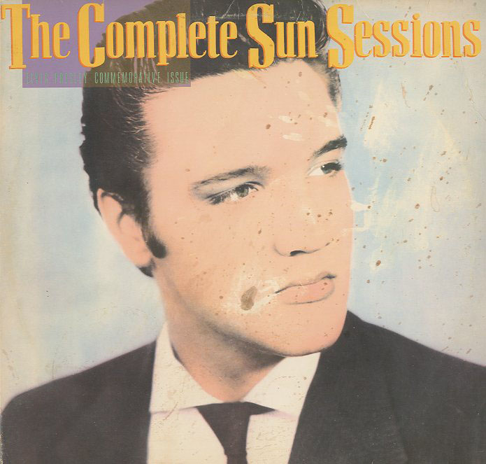 Albumcover Elvis Presley - The Complete Sun Sessions (DLP)