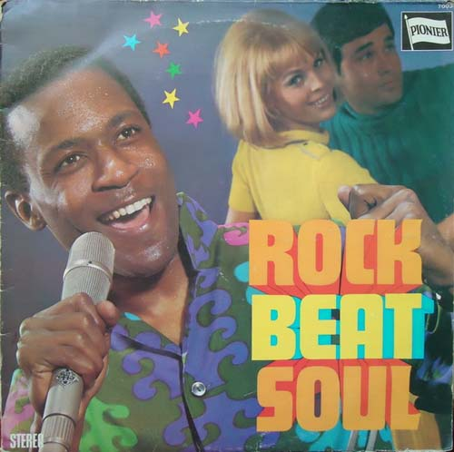 Albumcover Various GB-Artists - Rock Beat Soul