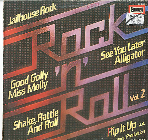 Albumcover The Air Mail - Rock´n´Roll 2