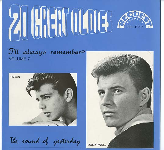 Albumcover I´ll Always Remember - I´ll Always Remember - 20 Great Oldies Vol. 7