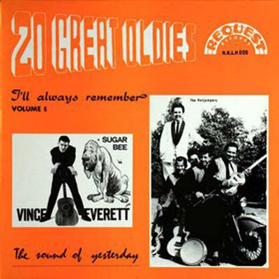 Albumcover I´ll Always Remember - 20 Great Oldies Vol. 6