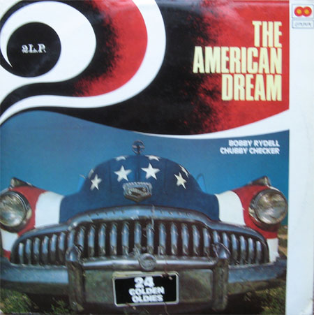 Albumcover Parkway / Wyncote  Sampler - The American Dream - The Cameo-Parkway Story 1957 - 1962 (DLP)