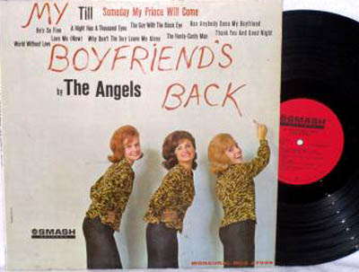 Albumcover The Angels - My Boyfriends Back (Orig)