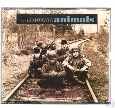 Albumcover The Animals - The Complete Animals (2 LP-Set) (Side 3 + 4)