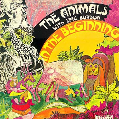 Albumcover The Animals - In The Beginning