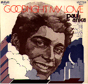Albumcover Paul Anka - Goodnight My Love