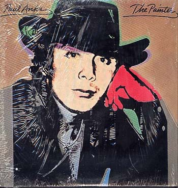 Albumcover Paul Anka - The Painter