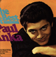 Albumcover Paul Anka - The Best of  Paul Anka