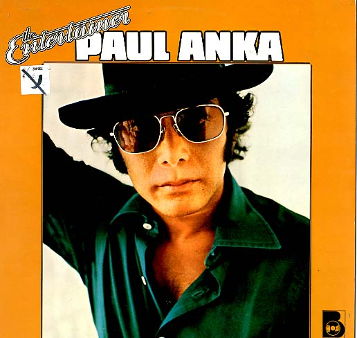 Albumcover Paul Anka - The Entertainer
