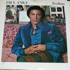 Albumcover Paul Anka - Feelings